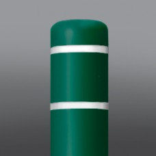 "4.5""x52"" Green/White Tape Dinged"