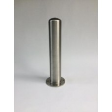 "6.6"" x 36"" Stainless Steel Bolt Down Bollard"