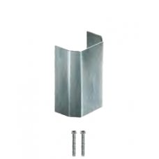 "Corner Guard - 7"" Galvanized"